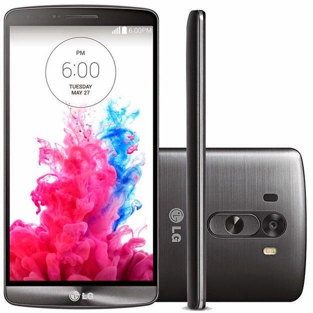 LG G3 Dual SIM black