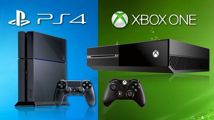 قیمت کنسول بازی PS4 و XBOX one