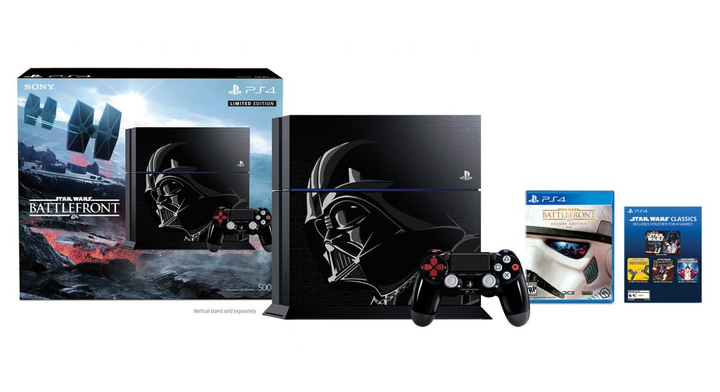 STAR WARS™ Battlefront™ 500GB Bundle 4
