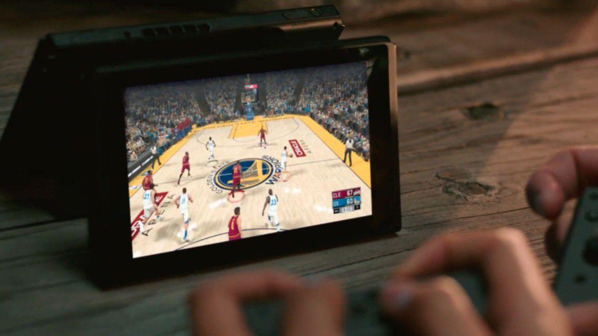 دیدن بازی ای مانند بسکتبال در این کنسول نوید بازی های محبوب فوتبال را در نینتندو می دهد.