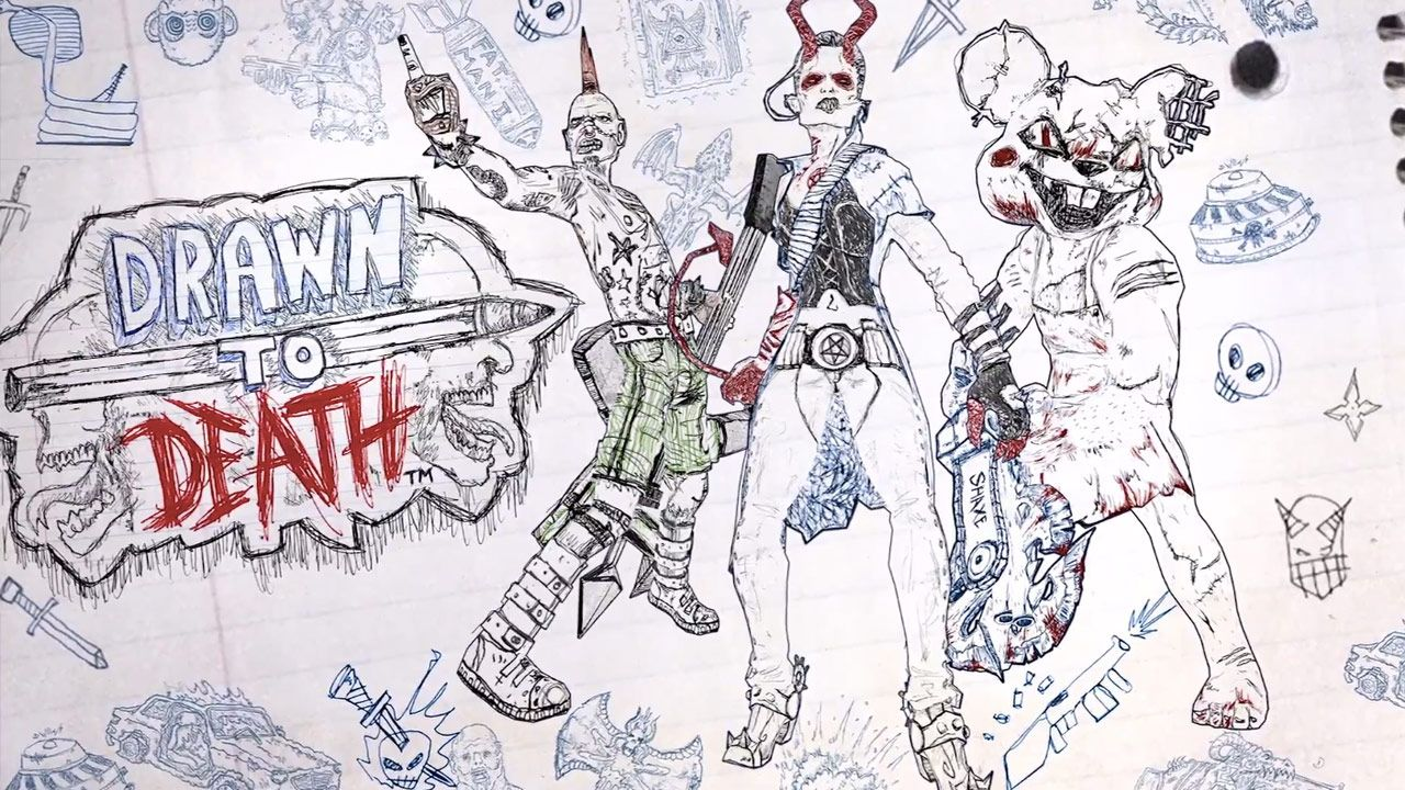 drawn-to-death-characters